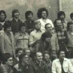 Corso di Loppiano a Trento con Maras 1976