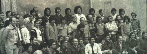 Corso di Loppianoa Trento con Maras 1976