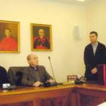 Maras al processo di beatificazione di Albertina
