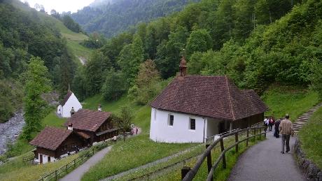 ermitage de saint Nicolas de Flue