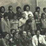 Con la scuola dei focolarini di Loppiano, 1976