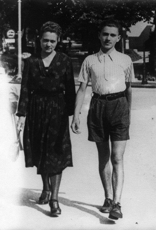 ALBERTINA e Maras giovane