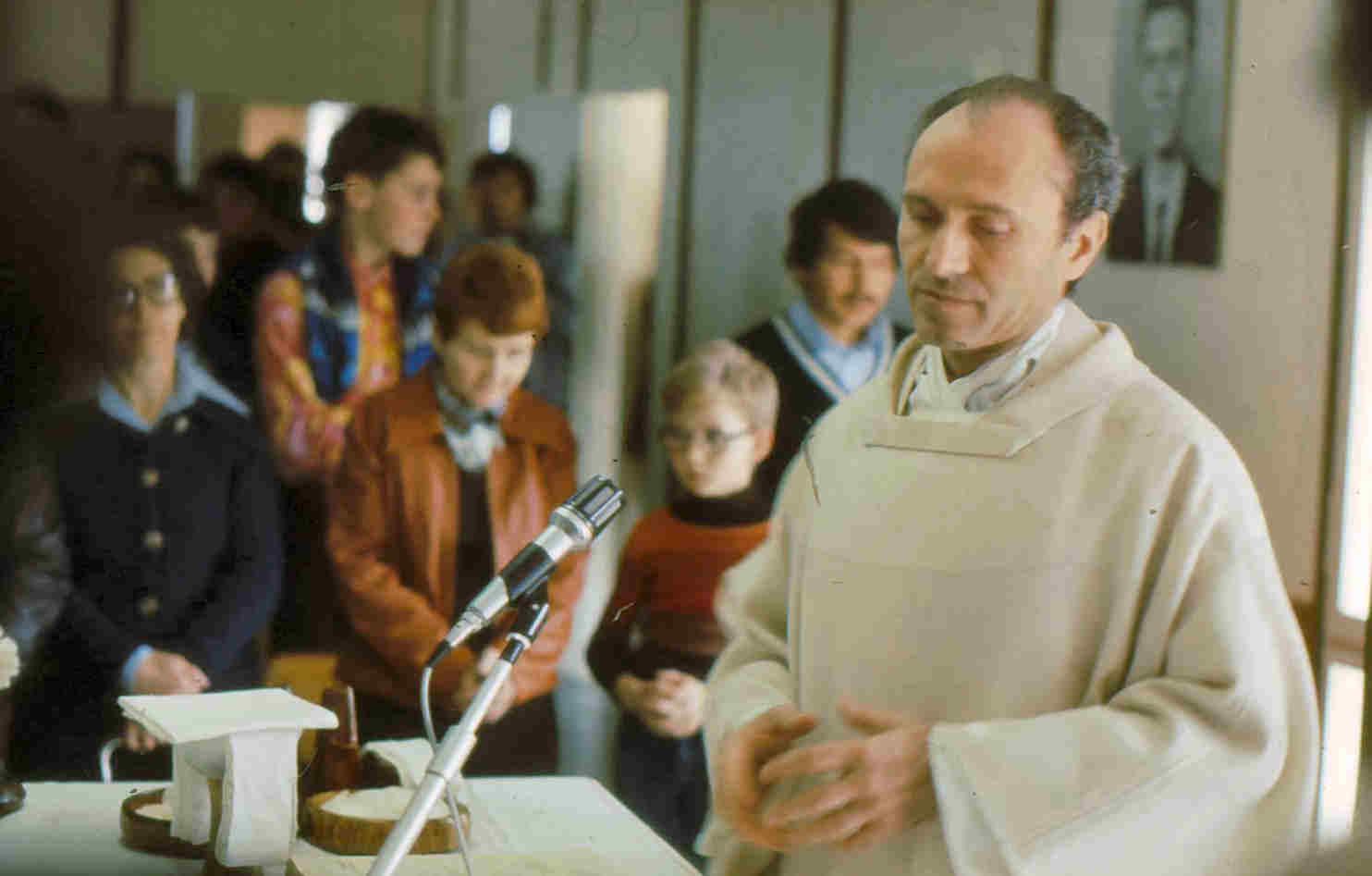 Visita dei gen a Loppiano 1978
