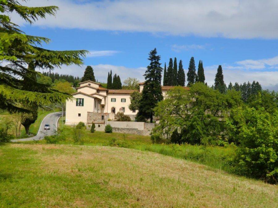 1 Villa Eletto - Loppiano - Firenze