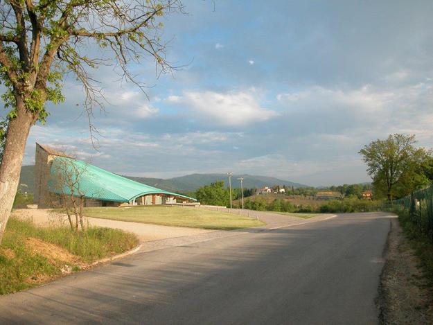 Santuario Maria Theotokos a Loppiano