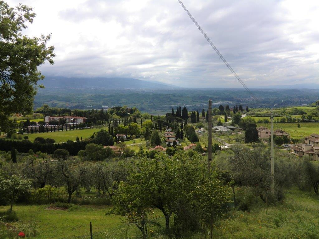 Loppiano (veduta dal Torrione)