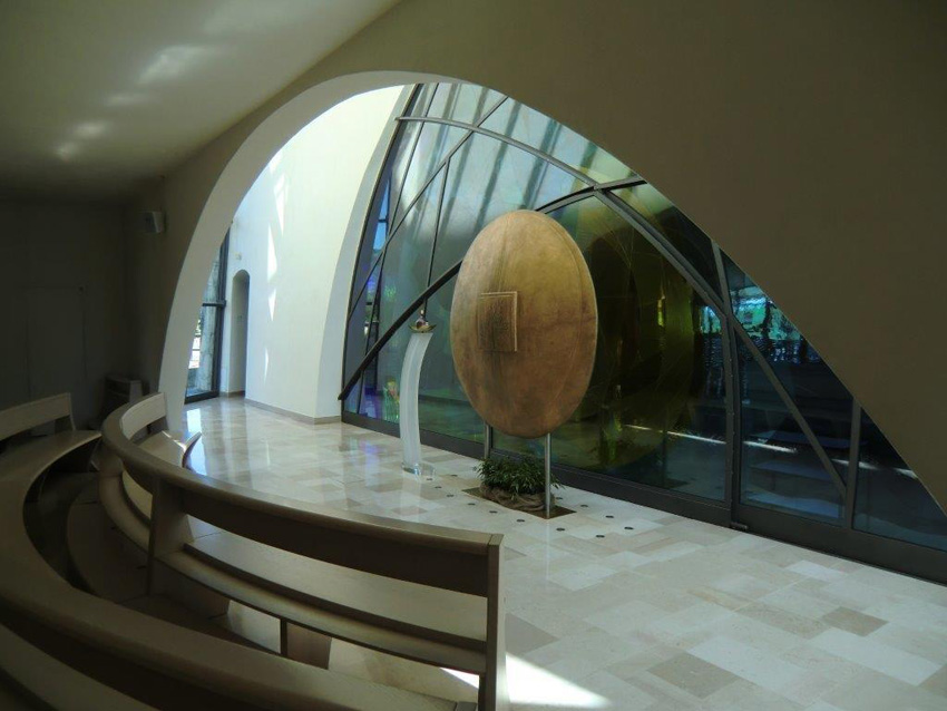 Cappella del Santissimo - Santuario Maria Theotokos a Loppiano-