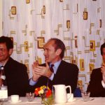 A Montet con Angiolino Lucchetti e Silvio Daneo