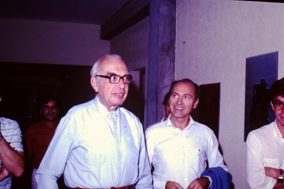 A Montet con Giulio Marchesi