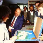 Con Chiara a Montet Bois (15-12-1984)