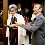 Maras con Chiara a Mollens - 1976