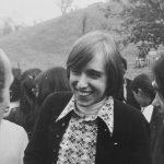 Paolo Bampi con Maras (1° maggio '71)
