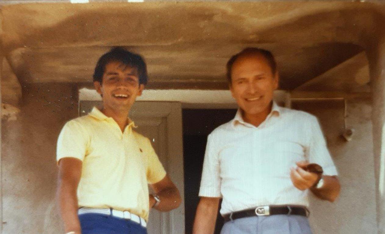 Lino e Maras Estate 1985