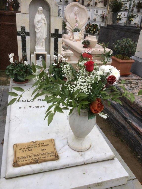Tomba di Eolo Giovannelli