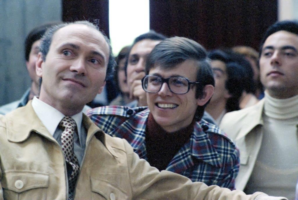 Maras a Loppiano nel 1978